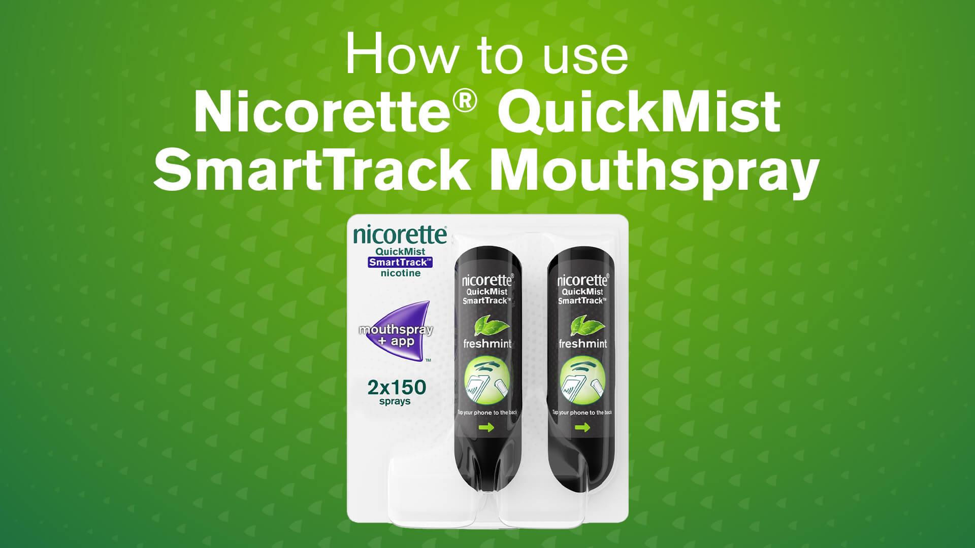 QuickMist SmartTrack™